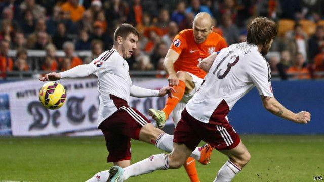 holland football