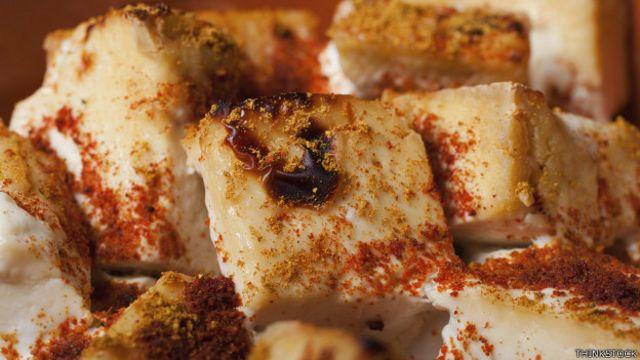 Tofu tandoori