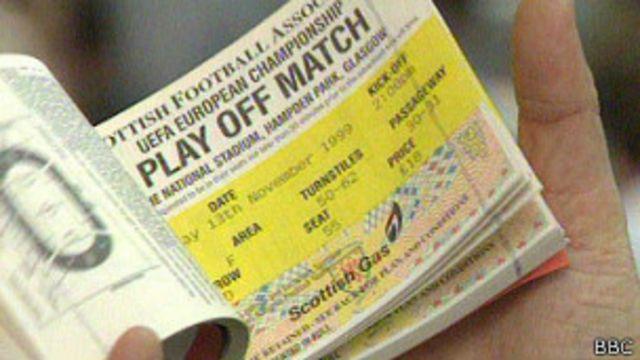 El precio de las entradas ha subido considerablemente con el paso de los años.