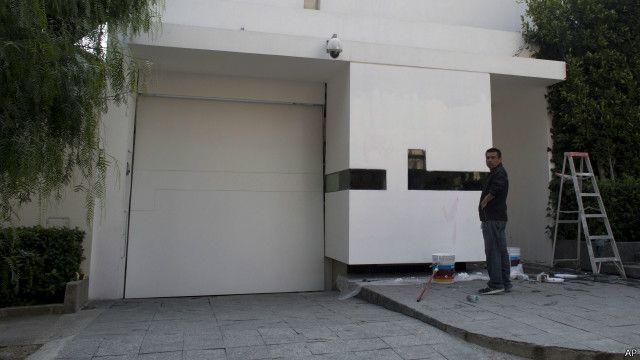 Casa Blanca de Rivera