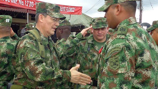 Brigadier General Rubén Darío Alzate