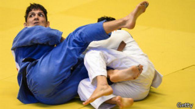 El judo es una de las artes marciales que se practican en los Juegos Olímpicos.