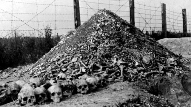 В концлагере Майданек в годы Второй мировой войны погибли более 78 тысяч заключенных