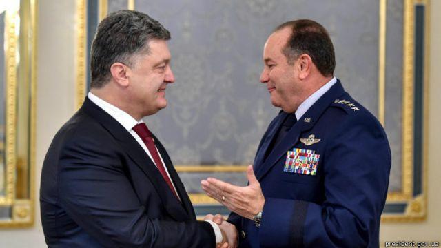 Брідлав та Порошенко