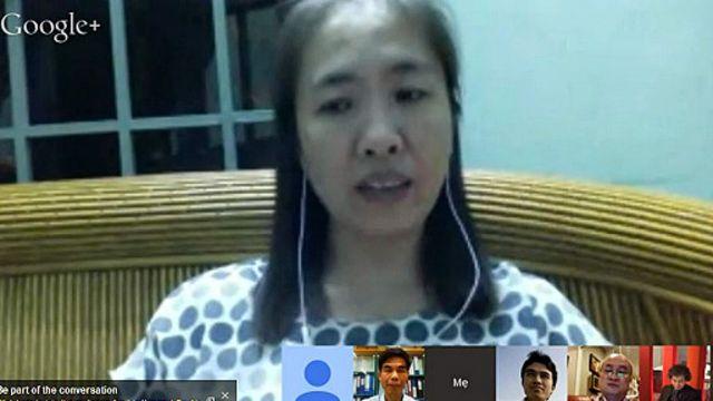 Blogger Nguyễn Ngọc Như Quỳnh (tức Mẹ Nấm) bị đánh hồi tháng Bảy 2015