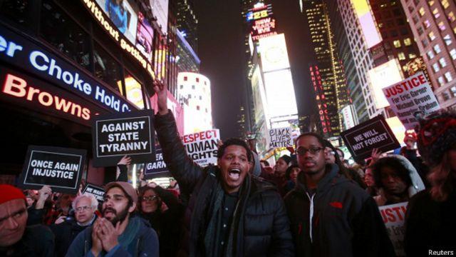 ny protesta