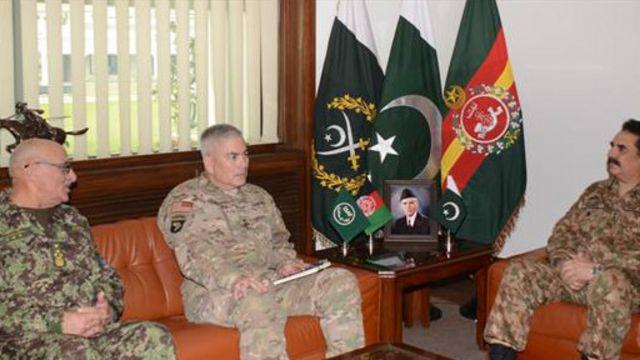 جنرل راحیل نے ٹی ٹی پی کے خلاف افغانستان میں کیے گئے آپریشن کی تعریف کی: آئی ایس پی آر