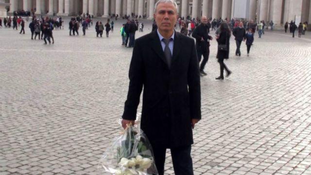 El turco Mehmet Ali Agca disparó al Papa Juan Pablo II en 1981. (Foto: AFP)