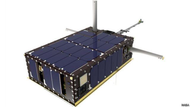 نخستین نانو ماهواره شش واحدی ناسا که سال ۲۰۱۵ در مدار قرار خواهد گرفت