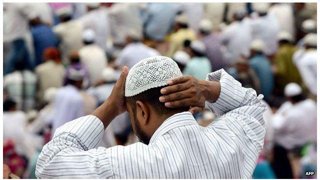 بھارت کے 18 کروڑ مسلمانوں کی آبادی پورے ملک میں پھیلی ہوئی ہے