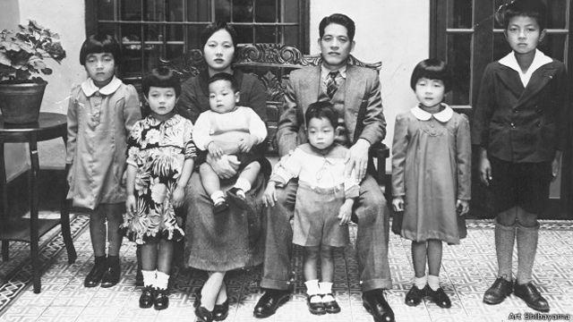 Familia de Art Shibayama