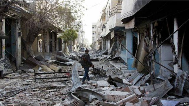 Brasil facilitou emissão de autorização de refúgio para pessoas que tentam escapar da guerra civil síria