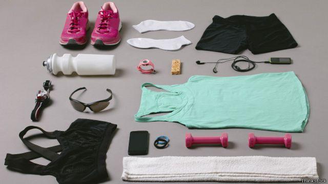 Para mucha gente ya no se trata de buscar un pantalón corto y la primera camiseta del armario para salir a hacer ejercicio.