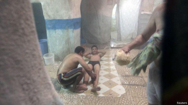 Rumah mandi umum di Kairo
