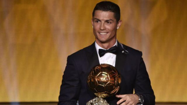 Ronaldo ne ya lashe kyautar 2014