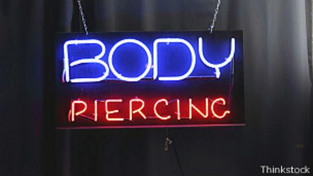 Los odontólogos recomiendan que se acuda a profesionales cualificados para hacerse un piercing.