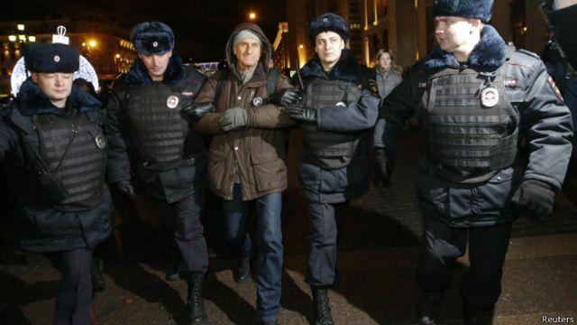 арест на Манежной