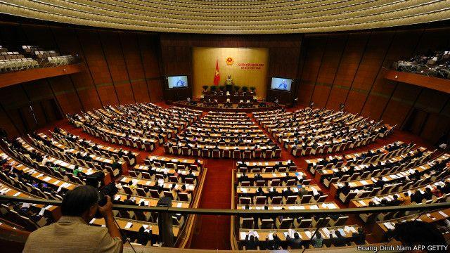 Quốc hội Việt Nam (Ảnh minh họa)