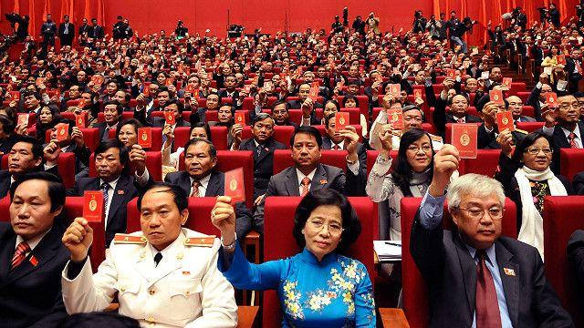 Đại hội 12 sẽ bầu ra ban lãnh đạo trẻ?