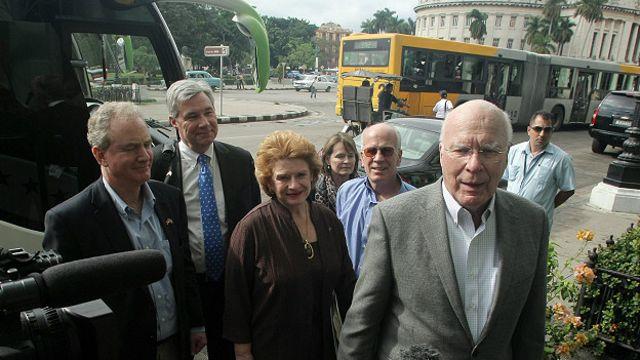 Demócratas en La Habana