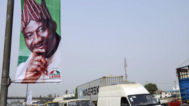 El presidente actual, Goodluck Jonathan, se presenta a la reelección en febrero.