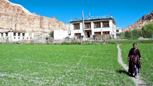 लद्दाख़ (फ़ाइल फोटो)