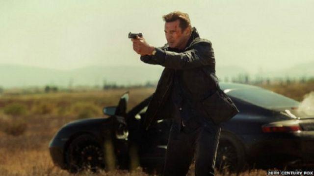 Liam Neeson Dikecam Perusahaan Senjata Bbc News Indonesia