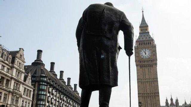 Churchill ha sido tachado de racista.