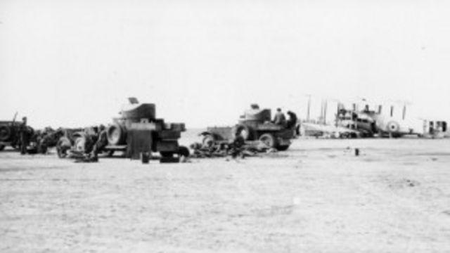El escritor Warren Doker asegura que lo que Churchill proponía usar en la guerra de Mesopotamia era gas lacrimógeno, no gas mostaza.