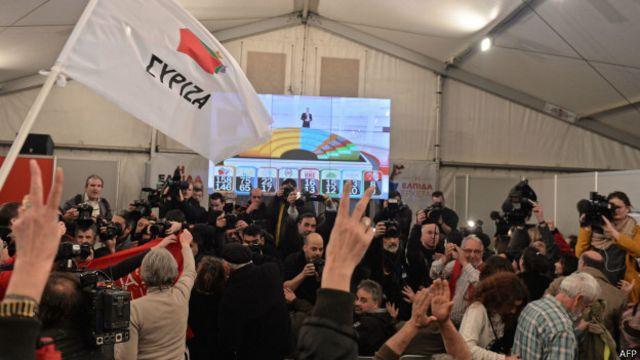 Syriza (AFP)