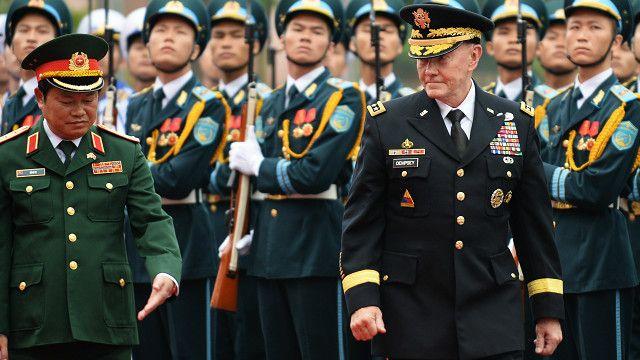 Hoa Kỳ đang có thái độ thuận lợi với Việt Nam