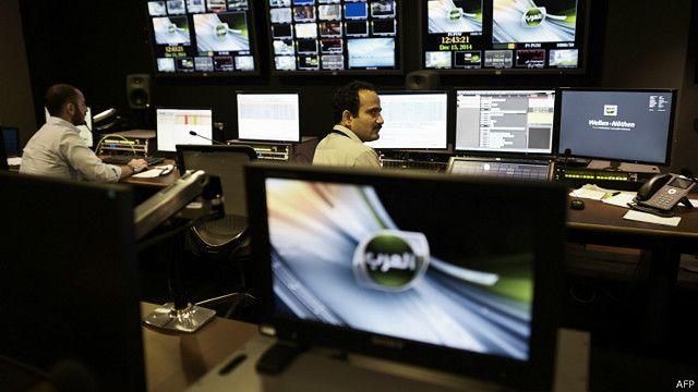 شبکه تلویزیون العرب با حمایت مالی ولید بن طلال، از اعضای خاندان سلطنتی سعودی راه اندازی شده بود