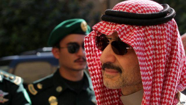 بنا به قولی ولید بن طلال، ثروتمندترین مرد در عربستان سعودی است