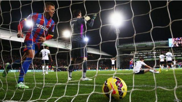 Equipos modestos como el Crystal Palace obtuvieron más dinero, US$110 millones, que la mayoría de los equipos en España y Portugal.