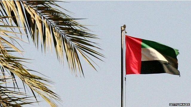 متحدہ عرب امارات کا صحیح پرچم