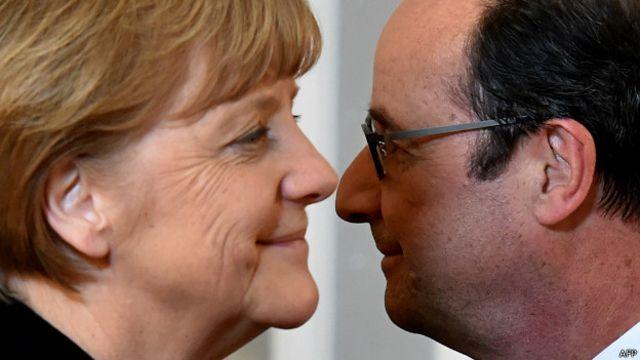 И Меркель, и Олланд сказали, что предстоит еще очень много работы