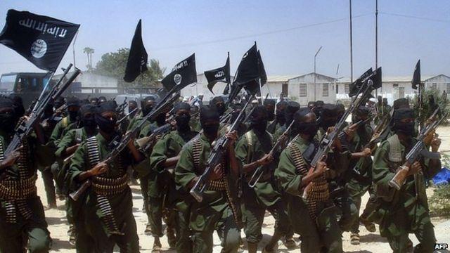 Ayesha mengatakan ia tertarik dengan kelompok militan seperti al Shahab di Somalia
