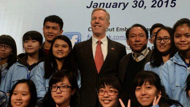 Đại sứ Hoa Kỳ tại Việt Nam Ted Osius
