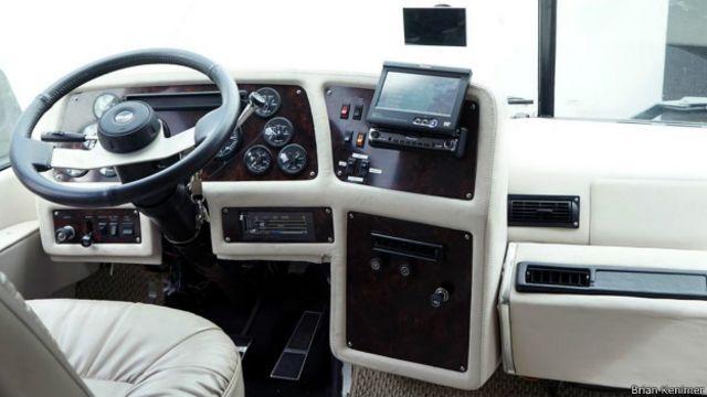 Modelos antigos restaurados hoje ganham upgrades como GPS