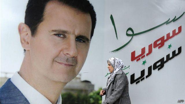 حکومت سوریه تنها راه حل متکی بر ادامه زمامداری بشار اسد را قابل قبول میداند
