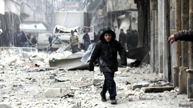 سازمانهای امدادرسانی نگران وضعیت ناگوار غیرنظامیان گرفتار در جنگ داخلی سوریه هستند