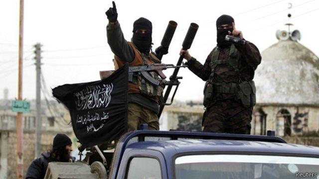 شبهنظامیان اسلامگرا در سوریه
