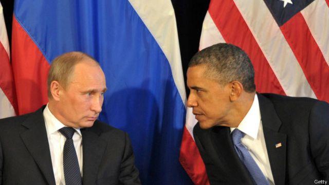 Російський президент переконаний, що зміну влади в Україні спровокували США