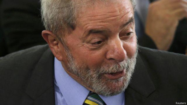 Ex-presidente Lula (Foto: Reuters)