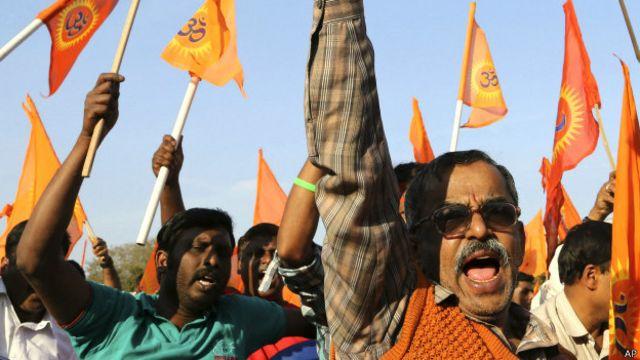 हिंदू कार्यकर्ता