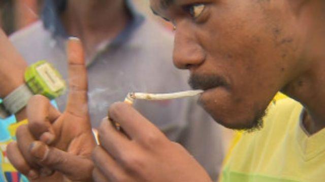 Des dizaines de milliers de jeunes consommeraient du nyaope