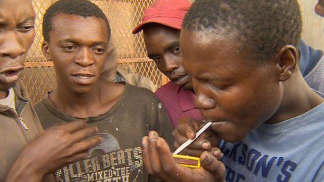 Le nyaope est de plus en plus populaire dans les townships