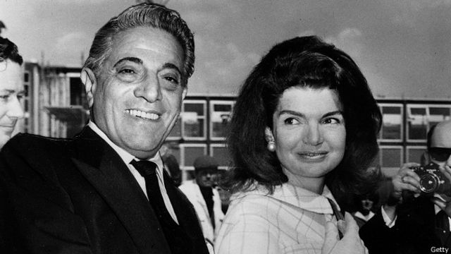 El Periodista Que Descubrió El Romance De Jackie Kennedy Y Aristóteles Onassis Bbc News Mundo