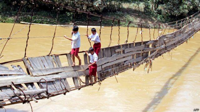 Kegagalan pembangunan infrastruktur di Indonesia dipandang sebagai kontributor current account deficit.