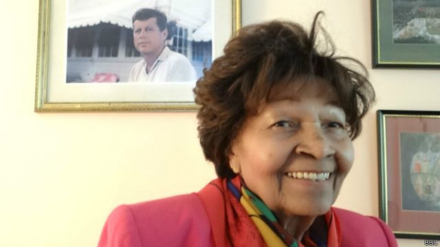 Muere La Dominicana Que Conocía Los Secretos De Los Kennedy Bbc News Mundo